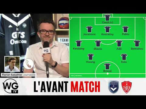 [Replay]  Bordeaux - Brest : l'avant match en duplex du Matmut
