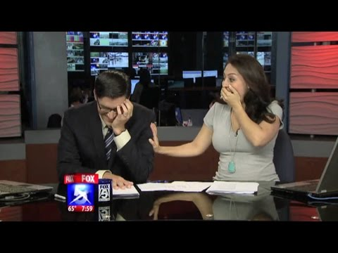 Top 10 News Reporting Fails