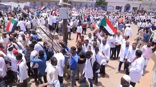 Sudan's Bashir Sent To Prison, Army Orders More Arrests Within His Inner Circle