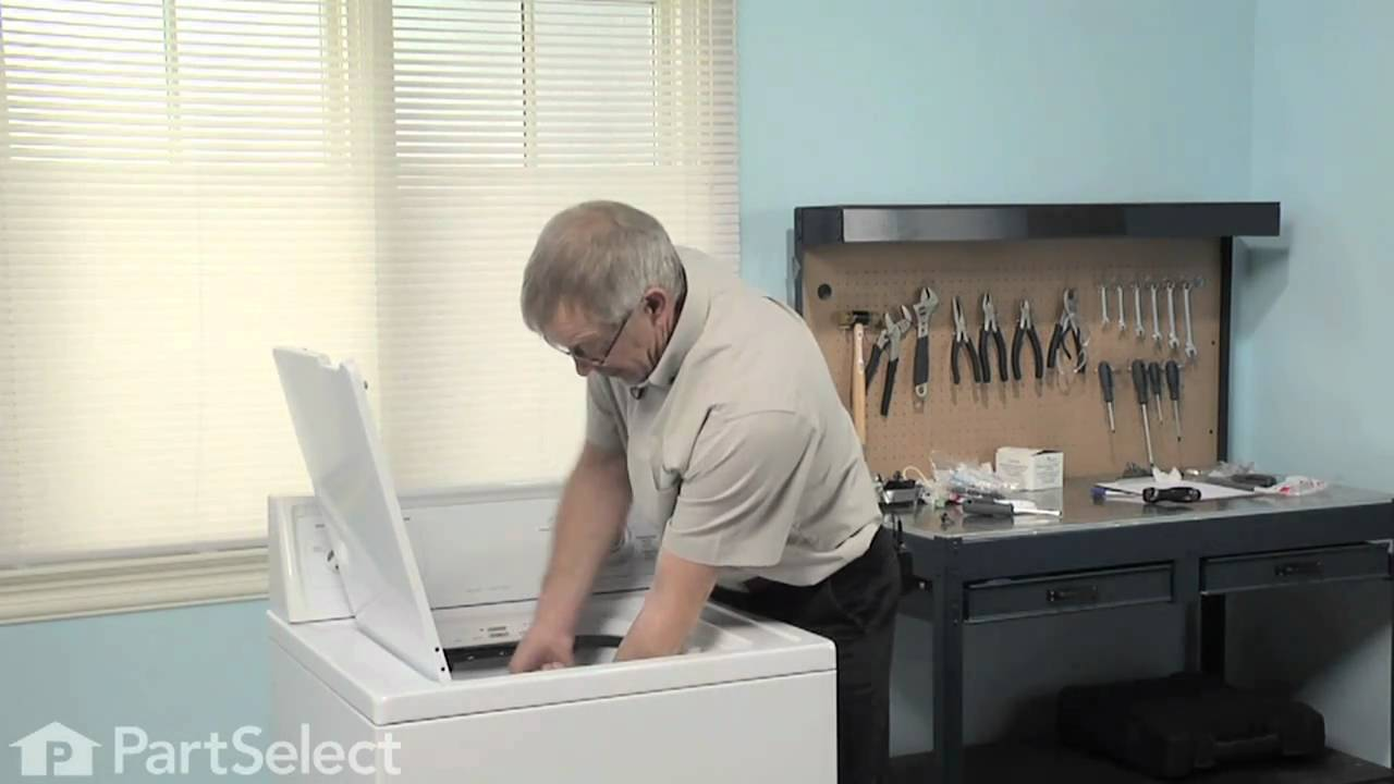 Replacing your Kenmore Washer Agitator Bolt