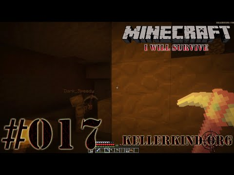 Minecraft: I will survive #017 - Monsterspawner (1) ★ Let's Play Minecraft [HD 60FPS]