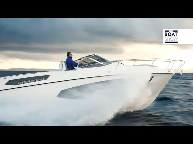 [ENG] KARNIC SL 800  - Motor Boat Review - The Boat Show