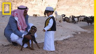 Wadi Rum Offers a Unique Desert Experience | National Geographic