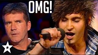 Singer Puzzled Simon Cowell on Britain
