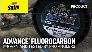 Sufix castable 100% fluorocarbon clear