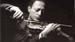 Heifetz plays Rachmaninoff Vocalise