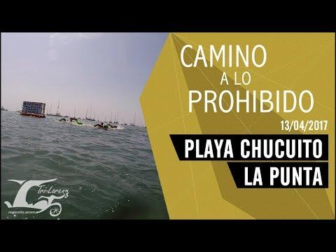 Camino a lo Prohibido - Playa Chucuito en Arrieta, La Punta, Callao