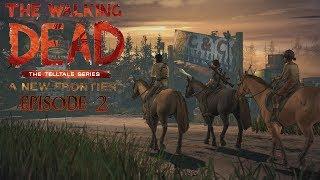 The Walking Dead: A New Frontier - Chapitre 1 - Ep 2 - Retrouvailles