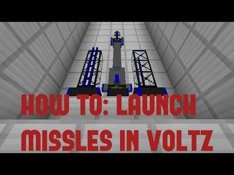 How to launch a missile in Voltz !