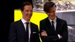 Steven Moffat -Special BAFTA Award- BAFTAs 2012