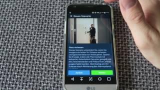 Bosch Smart Home - Bedienung