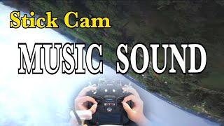 ????Stick Cam - Music Sound 스틱 캠 - 뮤직사운드 ????FPV Freestyle // Armattan Rooster // T-motor //TBS //Gemfan