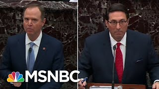 'Caught Bluffing': See Trump Trial Begin As GOP Sen. McConnell Backs Down On Rules | MSNBC
