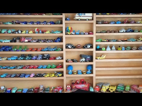 My Entire Disney Cars & Planes Collection