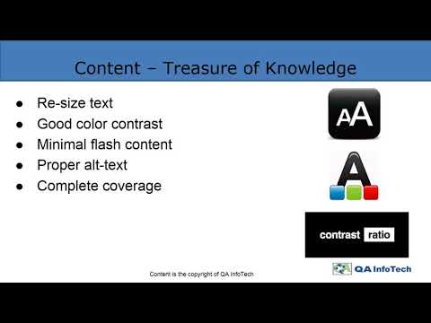 What is Accessibility Testing? - YouTube