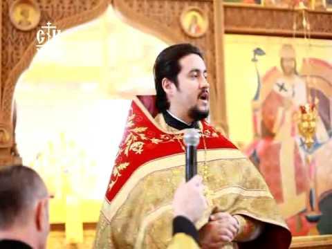 Проповедь в неделю о Страшном Суде 2011