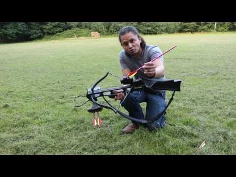 ARQUERIA! TUTORIAL DE TIRO CON BALLESTA. initiation to crossbow