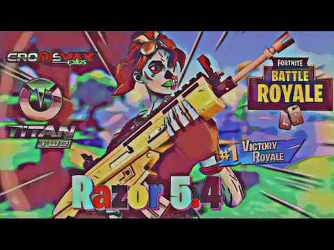 FORTNITE RAZOR 5 0 BEST AIMBOT AIM ASSIST ABUSE CRONUSMAX TITAN TWO