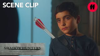 Shadowhunters | Season 2, Episode 3: Young #Jalec | Freeform