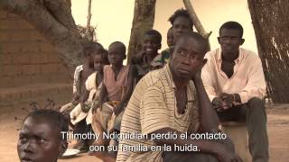 preview picture of video 'República Centroafricana: Echando una mano'