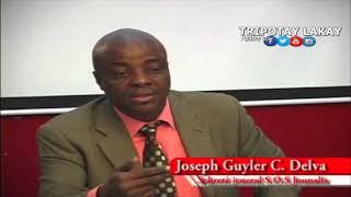 Guyler C Delva dezaprove yon chèf opozisyon ki pa konnen pouki l'ap manifeste a