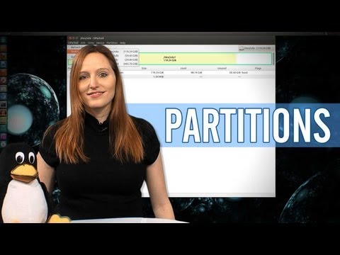Partitioning 101