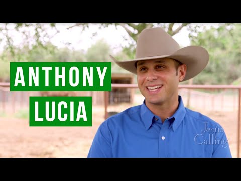 Anthony Lucia: Stepping Into a New Identity