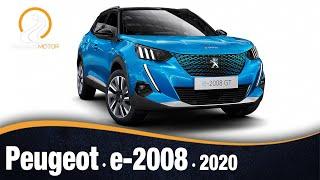 Peugeot e-2008 2020 | Primeras Imágenes e Información