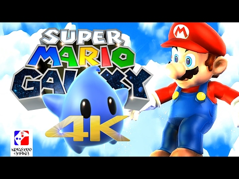 Download Super Mario Galaxy 2 4k 60fps Hd Texture Pack