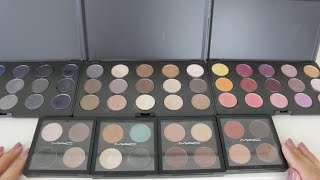 MAC Eyeshadow Declutter