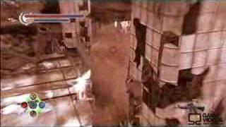 Stranglehold Interior Destruction Gameplay