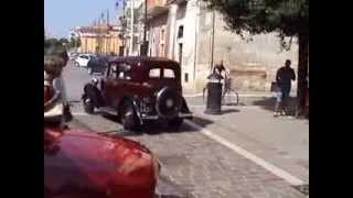 preview picture of video '2/13  - 4° RADUNO Auto e Moto d'Epoca - Stornarella (FG) 2013'