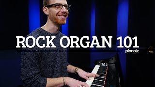 Rock Organ 101 - Piano Lesson (Pianote)