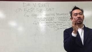 The Dr. V Diet