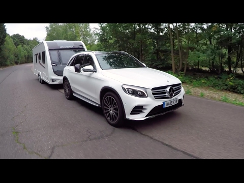 The Practical Caravan Mercedes-Benz GLC review