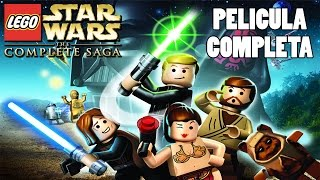 Lego Star Wars La Saga Completa  Película Completa En Español Full Movie