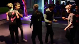 ONC Clauslaan - Futsalfissa #FF09