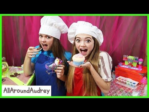 Box Fort Sweet Shop Kitchen / AllAroundAudrey