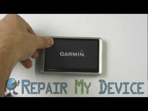 Repair Sat Nav / GPS Garmin Nuvi