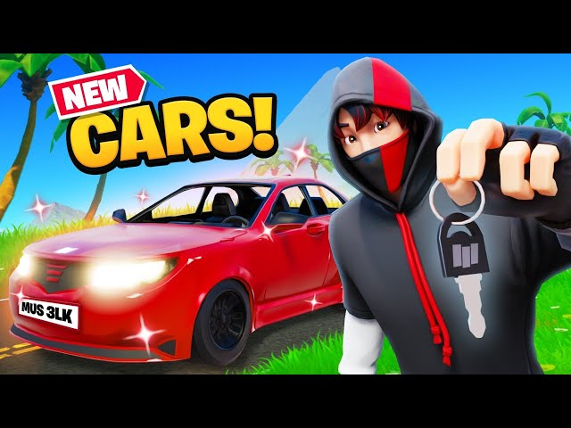Fortnite Cars What Time Does The Update Come Out