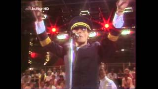 Falco - Maschine brennt (ZDF Hitparade 1982) HD
