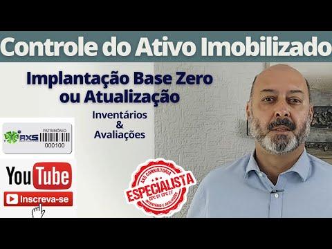 Implantação do Controle do Ativo Imobilizado - Base Zero Avaliação Patrimonial Inventario Patrimonial Controle Patrimonial Controle Ativo