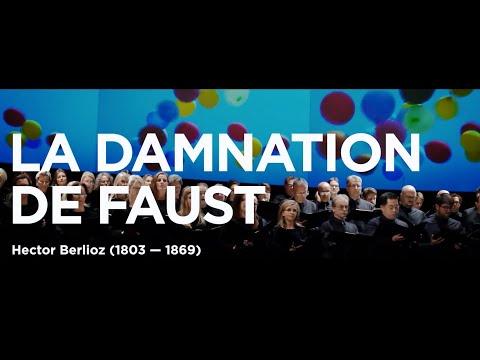 LA DAMNATION DE FAUST von Hector Berlioz  - Premiere 21.10.2018
