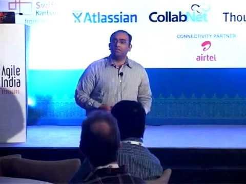 The Lean Startup Game by Ram Srinivasan - YouTube