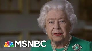 How The Queen Said More Than Trump In A Few Short Minutes | Morning Joe | MSNBC