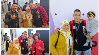 حفله اليوتيوب في مصر ياتري قابلنا مين تاني هناك 🥰😁