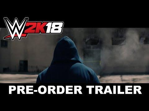 WWE 2K18 Kurt Angle Pre-Order Trailer