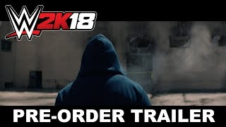 WWE 2K18 Pre-Order Bonus Trailer feat. Kurt Angle Released