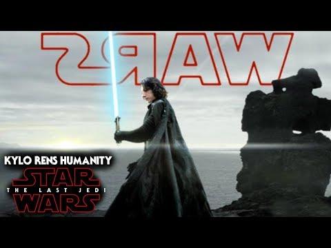 Kylo Ren Kills The Last Part Of His Humanity - Star Wars The Last Jedi