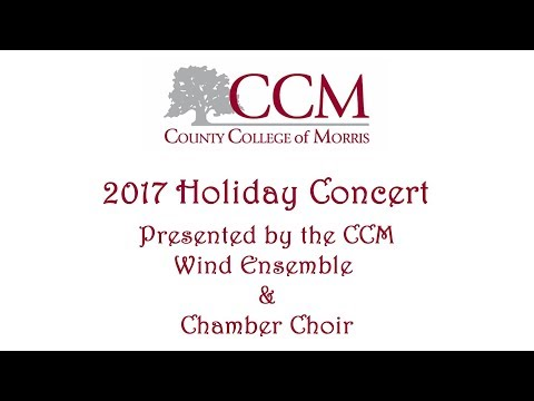 2017 CCM Holiday Concert